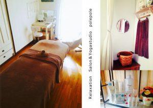 Relaxation Salon & Yoga studio polepole